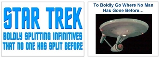 StarTrekSplitInfinitives